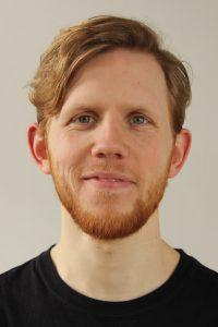 Porträtfoto von Eike Baur